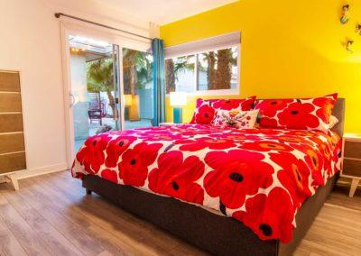 The Crashpad Bedroom