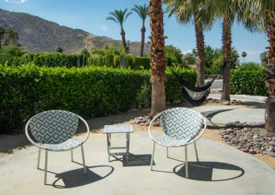 The Entertainer Outdoor Seating