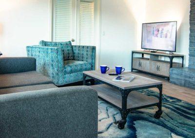 The Crashpad Living Room