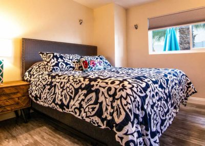 The Entertainer Master Bedroom