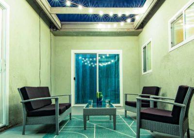 The Crashpad Outdoor Lounge